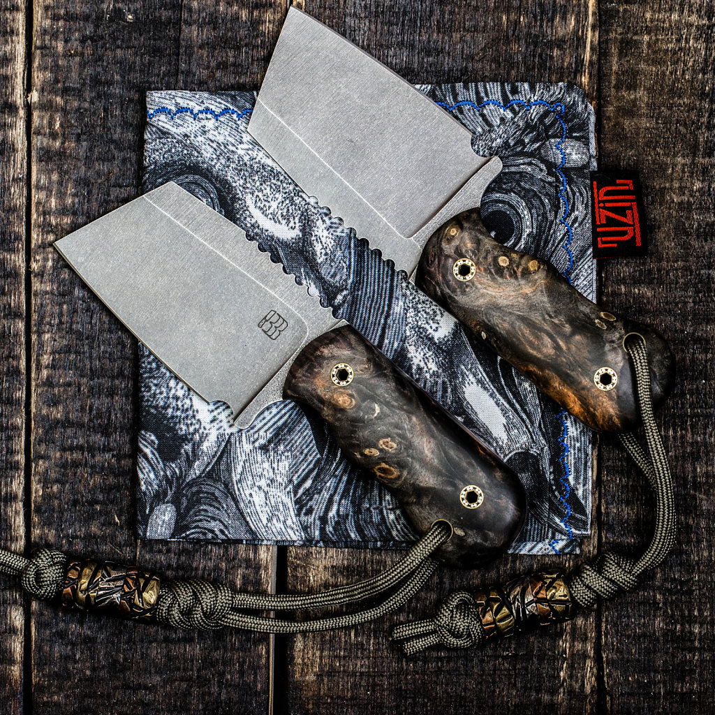 Berg Blades Mini Cleaver